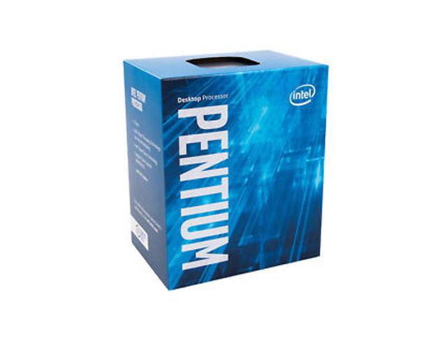 Εικόνα Επεξεργαστής (CPU) Intel Pentium G5600(LGA1151, 3.90GHz, 4MB).