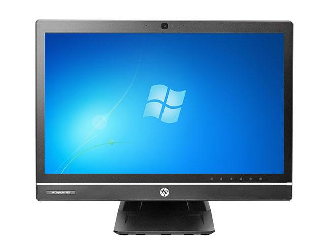 """Εικόνα All in One PC HP Compaq Pro 6300 - Οθόνη Full HD 21.5"""" - Intel Core i3 3ης Γενιάς - 4GB RAM - 250GB HDD - Windows 7 Professional"""