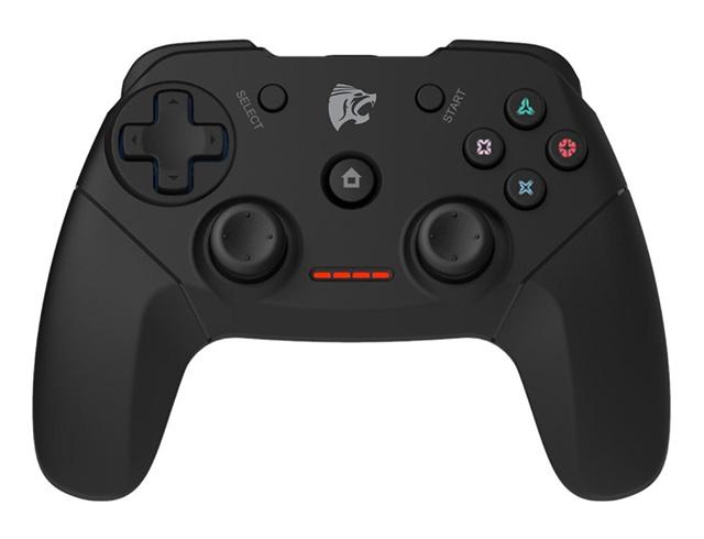 Εικόνα Wireless Gamepad Roar PT-671 - Black