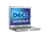 """Εικόνα NOTEBOOK DELL LATITUDE D610 14"""", Δίσκο 40GB και WINDOWS XP"""