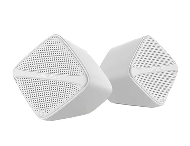 Εικόνα Speakers Sonic Gear SCUBEW USB Digital AMP + Micro Driver - White