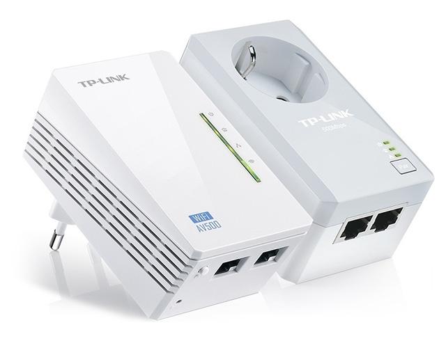 Εικόνα Powerline TP-LINK TL-WPA4226KIT v4