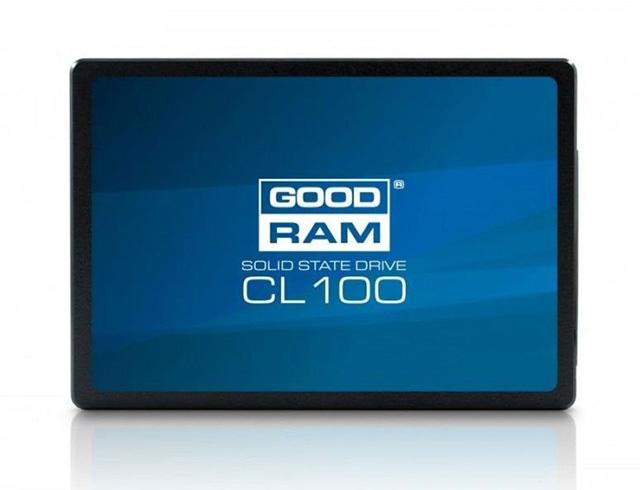 Εικόνα Δίσκος SSD GoodRam CL100 Gen.2 - 240GB