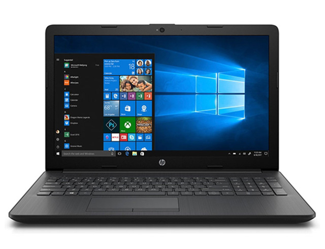 "Εικόνα HP 15-da0009nv - Οθόνη Full HD 15.6"" - Intel Core i3-7020U - 4GB RAM - 128GB SSD - Windows 10 Home"