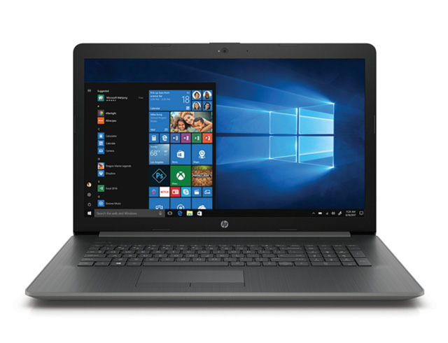 "Εικόνα HP 17-by0000nv - Οθόνη Full HD 17.3"" - Intel Core i5 8250U - 4GB RAM - 1TB HDD + 128GB SSD - 2GB VGA - Windows 10"