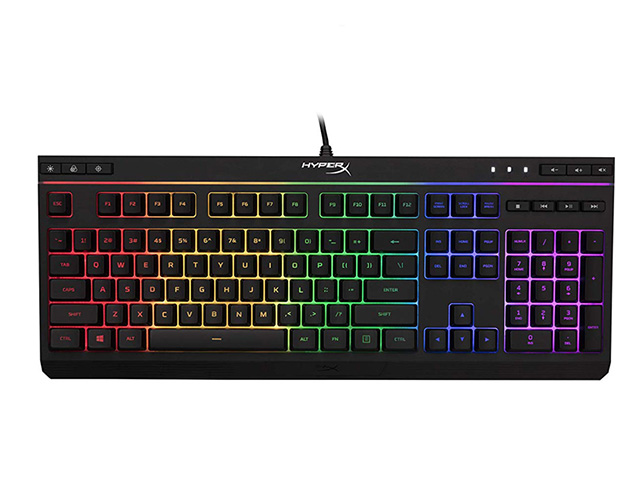 Εικόνα Gaming Keyboard HyperX Alloy Core RGB US