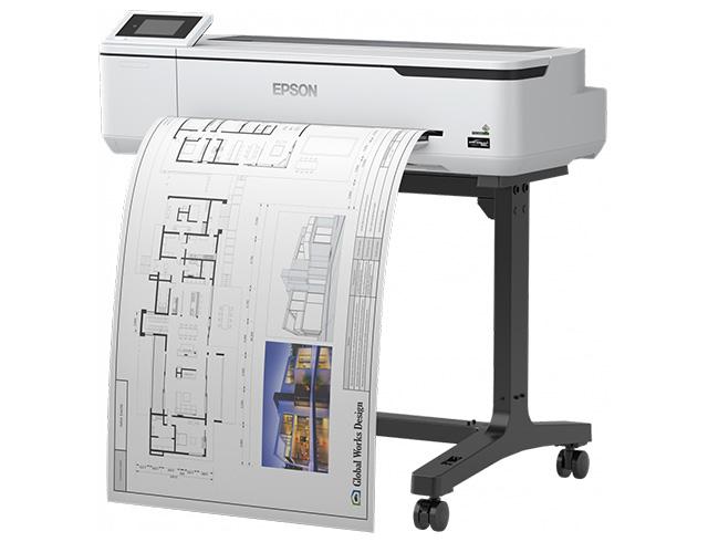 Εικόνα Plotter Epson SureColor SC-T3100 - 24''