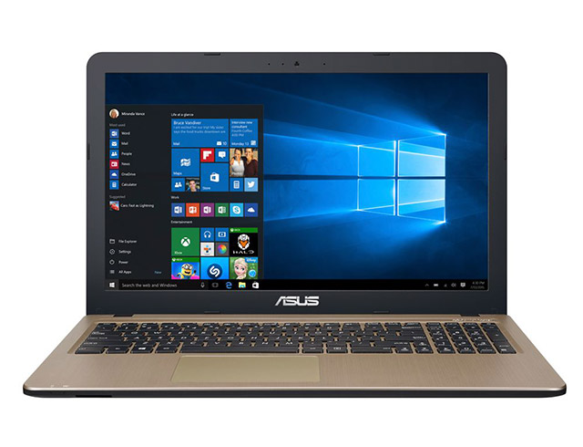 """Εικόνα Asus X540UB-DM088T - Οθόνη Full HD 15.6"""" - Intel Core i7-7500U - 8GB RAM - 1TB HDD - 2GB VGA - Windows 10 Home"""