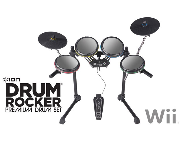 Εικόνα ION AUDIO DRUM ROCKER WII