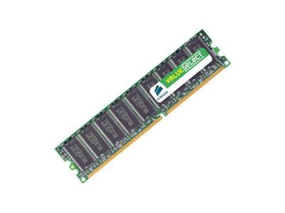 Εικόνα RAM DDR1 CORSAIR 512/400