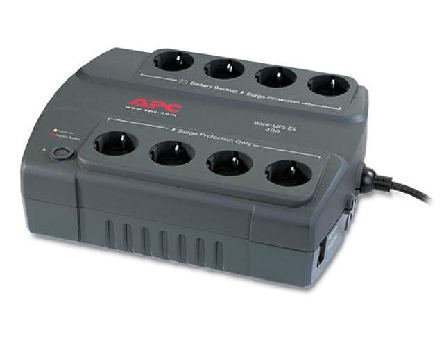 Εικόνα APC Back-UPS ES 400VA APCBE400