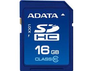 Εικόνα RAM SD Α-DATA 16GB HC CLASS 10