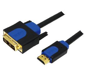Εικόνα ΚΑΛΩΔΙΟ HDMI/DVI 1.4 10m CHB3110 BLK