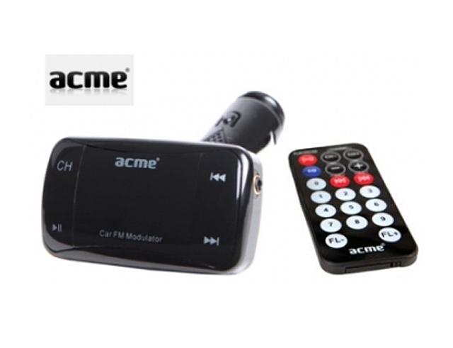 Εικόνα MP3 PLAYER/RADIO ACME CAR FM F-100-01