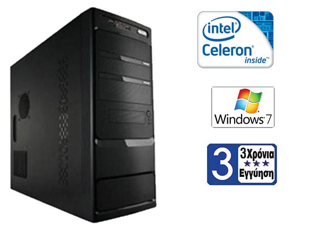 Εικόνα H/Y EXPERT VALUE Με Δίσκο 500GB, Κομψή Εμφάνιση για κάθε χώρο και Windows 7