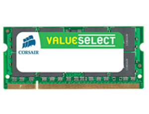 Εικόνα RAM CORSAIR DDR3 4GB 1600MHZ SODIMM