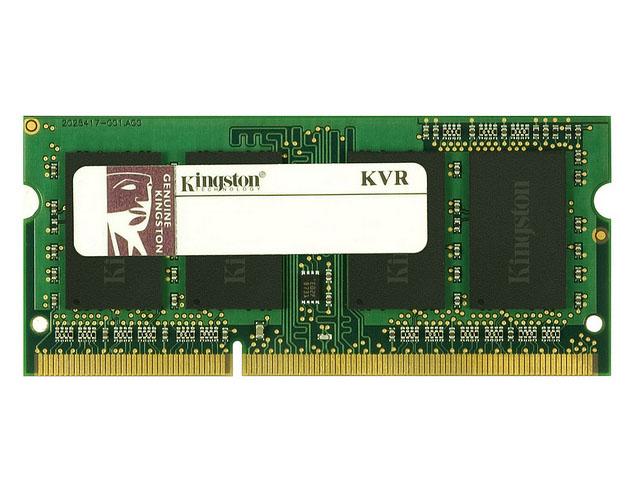Εικόνα RAM KINGSTON KVR16S11S8/4 DDR3 4GB 1600