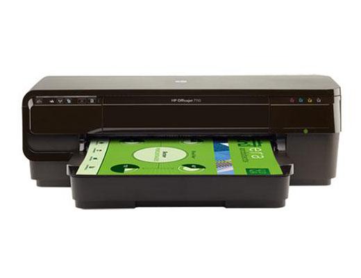 Εικόνα Εκτυπωτής HP Officejet 7110 Wide Format