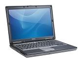 Εικόνα Notebook Dell D620 με επεξεργαστή Intel Core2Duo, μνήμη RAM 1GB, Σκληρό Δίσκο 80GB και Λειτουργικό Windows XP