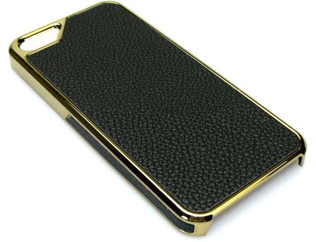 Εικόνα COVER SANDBERG IPH5 BLACK SKIN + GOLD