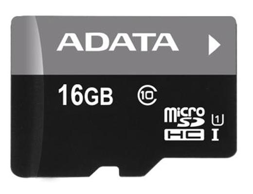 Εικόνα MICRO SD ADATA 16GB CLASS10 AUSDH16GUICL10-RA1