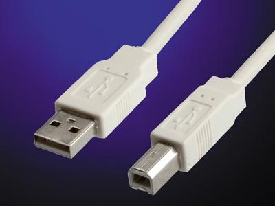 Εικόνα ΚΑΛΩΔΙΟ ROLINE S3102-250 300102-018 USB2.0 A-B 1.8m