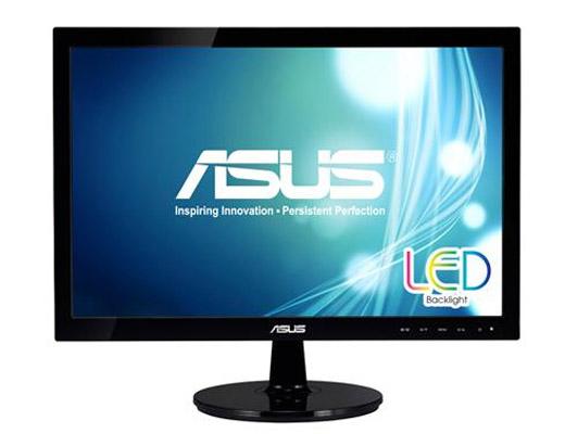 """Εικόνα Monitor 18.5"""" Asus VS197DE - Ανάλυση HD - D-Sub"""