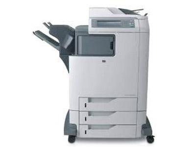 Εικόνα Πολυμηχάνημα HP Color LaserJet 4730MFP με ταχύτητα εκτυπώσεων 30ppm - Μηνιαίο κύκλο εργασιών 175.000 σελίδες