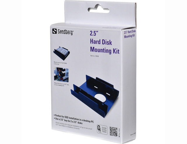 Εικόνα SANDBERG 2.5'' HARD DISK MOUNTING KIT