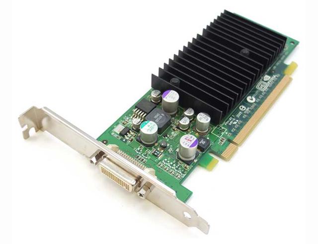 Εικόνα KAPTA REF.NVIDIA QUADRO NVS280 64MB PCI