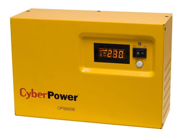 Εικόνα CYBERPOWER Inverter/EPS CPS600E 600VA
