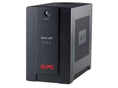 Εικόνα UPS APC Back-UPS BX 500VA, AVR, IEC