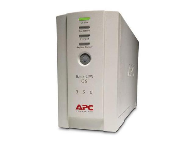 Εικόνα APC Back-UPS CS 350VA APCBK350
