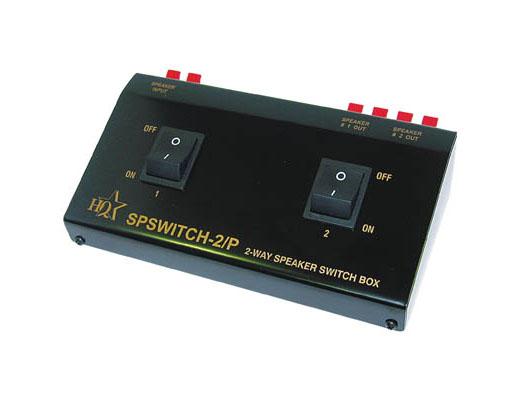 Εικόνα CONTROL BOX SPEAKER SP SWITCH-2/P 2WAY