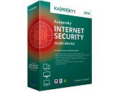Εικόνα INTERNET SECURITY KASPERSKY 2014 3PC/1Y