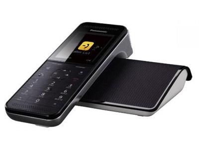 Εικόνα Ασύρματη τηλεφωνική συσκευή Panasonic Air KX-PRW110GRW με Smartphone Connect και WiFi