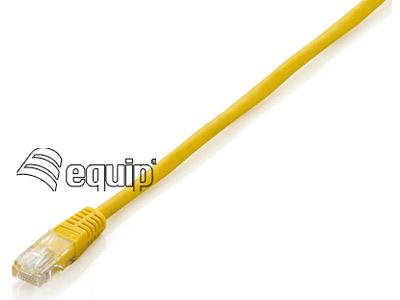 Εικόνα ECO PATCHCABLE C6 U/UTP 0.5M YL 625467