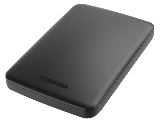 """Εικόνα Δίσκος HDD Toshiba Canvio Basics / 2TB / USB 3.0 / 2.5"""""""