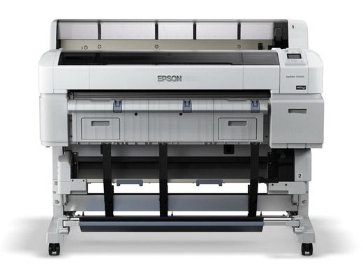 Εικόνα Plotter Epson SureColor SC-T5200D - 36''