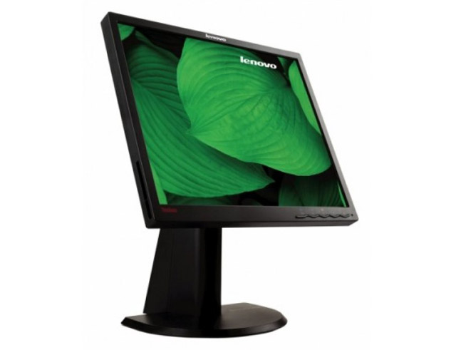 "Εικόνα Monitor 19"" Lenovo ThinkVision L1900PA - Ανάλυση 1280 x 1024 - VGA, DVI"