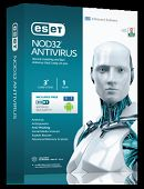 Εικόνα ANTIVIRUS ESET NOD32 AV 3FOR1 (1CD) 1Y