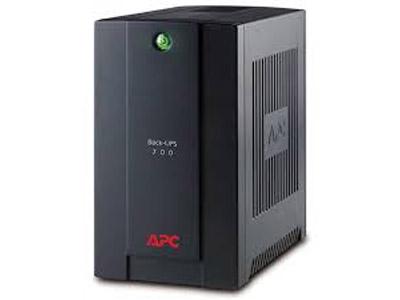 Εικόνα ΣΤΑΘΕΡΟΠΟΙΗΤΗΣ ΤΑΣΗΣ APC BACK-UPS 700VA, 390W 230V, AVR, IEC SOCK