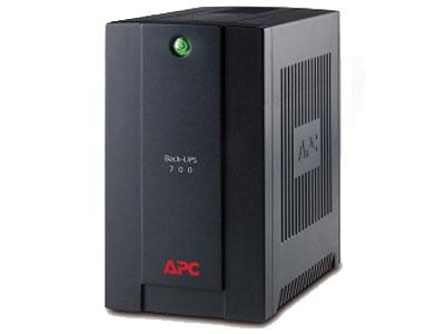 Εικόνα UPS APC BACK-UPS BX 700VA, AVR, SCHUKO