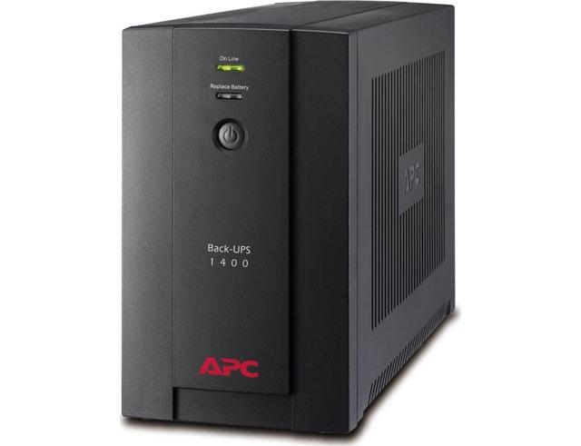 Εικόνα UPS APC BACK-UPS BX 1400VA, AVR, IEC