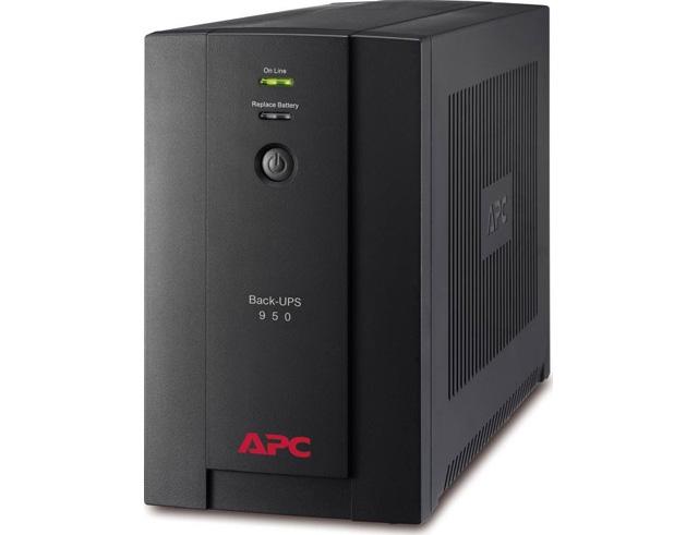 Εικόνα UPS APC BACK-UPS BX 950VA, AVR, IEC