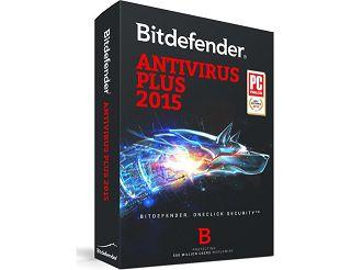 Εικόνα BITDEFENDER ANTIVIRUS PLUS 2015 3U 1Y