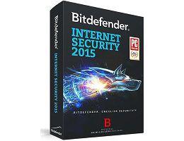 Εικόνα BITDEFENDER INTERNET SECURITY 2015 1U1Y