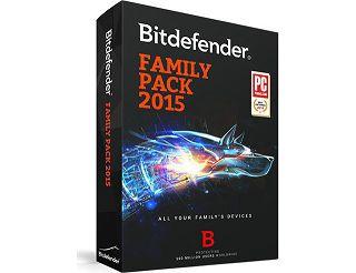 Εικόνα BITDEFENDER FAMILY PACK 2015 3AC UDV 1Y