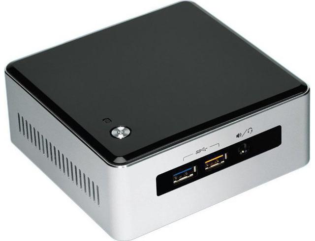 Εικόνα Nuc Intel BOXNUC5I7RYH - Intel Core i7 5557U