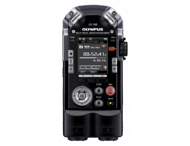 Εικόνα VOICE RECORDER OLYMPUS LS-100 ST ED
